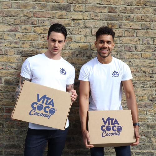 Vita Coco Haircare launch event